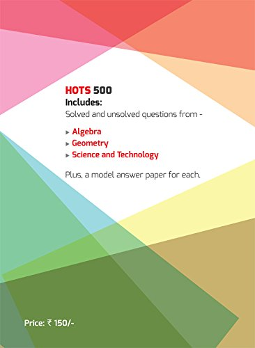 Buy HOTS 500 (Comprehensive Question Bank) (Standard X) Book Online