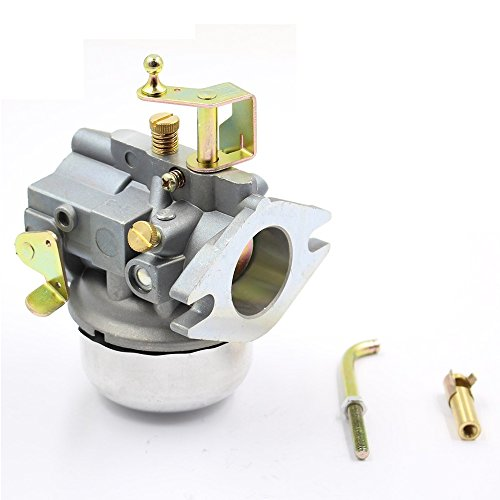 Amhousejoy 45-053-55-S Carburetor for Kohler K-Series Engine K321 K341 Cast Iron 14HP 16HP Model & Club Cadet 1600 1650 Carb & John Deer Tractor 316 Carb (Industrial Series Cast Iron)