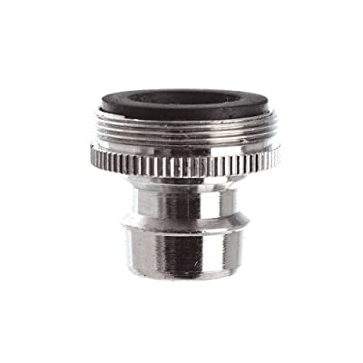 Danco 36108E Portable Dishwasher Faucet Snap Nipple Aerator Adaptor