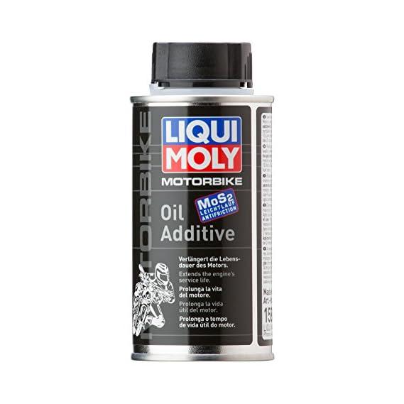 Liqui Moly Mos2 Oil Additive (125 ml) (LM014)