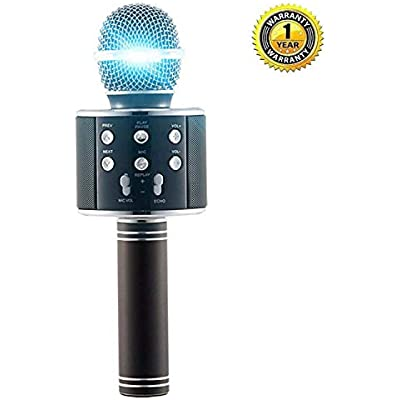 karaoke-microphone-wireless-with