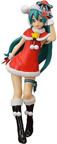 Hatsune Miku Project DIVA Arcade Future Tone」SPMフィギュア初音ミククリスマス