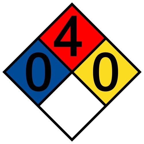 compliancesigns-vinyl-nfpa-704-hazmat-diamond-label-with-0-4-0-0-rating-5-x-5-in-4-pack-multi-color