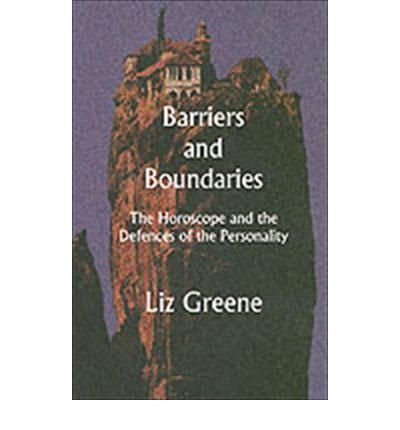 Download Barriers and Boundaries: The Horoscope and the Defences of the Personality pdf epub