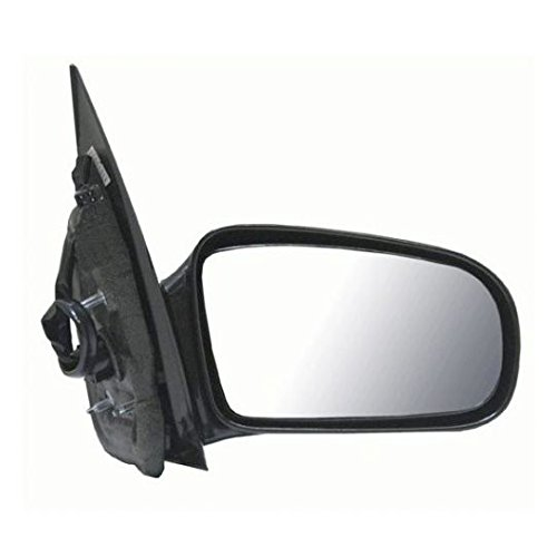 Right Sunfire Mirror Door - Power Mirror Right RH Passenger Side for 95-05 Sunfire Cavalier 4 Door Sedan