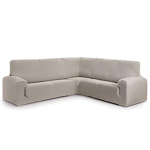Lanovenanube - Funda sofá Rinconera ROC - 3+2 plazas - Color Crudo C00 a buen precio