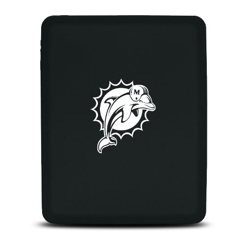 Tribeca NFL Miami Dolphins Silicone Shield for Apple iPad by Tribeca