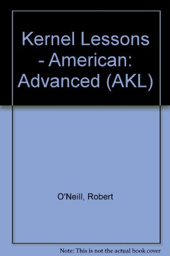 - Akl: Advanced (American kernel lessons)