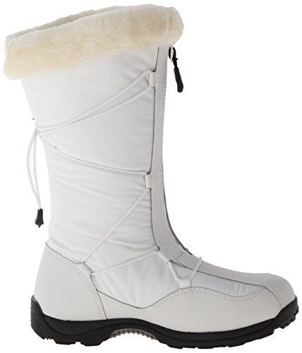 ... Baffin Kvinners Halifax Isolert Vinterstøvler Hvit