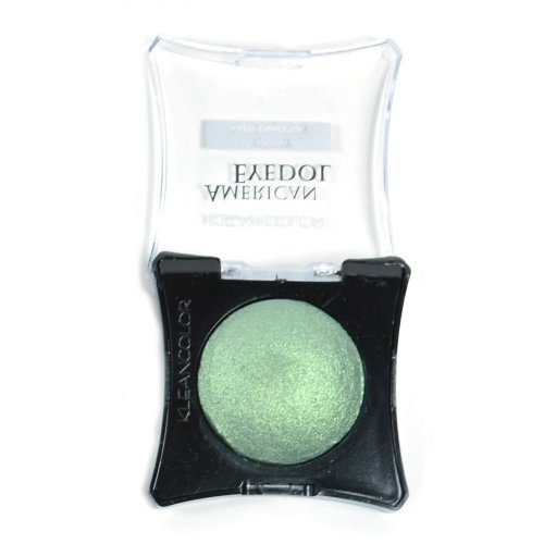 1 Kleancolor American Eyedol SES24-Glitter_Pine Wet Dry Baked Eyeshadow + Free Earring
