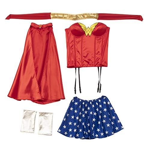 DC Comics Secret Wishes Wonder Woman Corset Costume