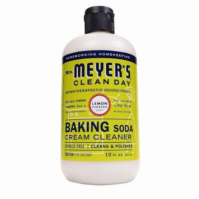 Mrs. Meyer's Clean Day Cream Cleaner, Lemon Verbena, 12.0 Fl