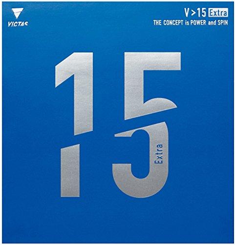 VICTAS( 비쿠타스 ) 탁구 뒤 소프트 러버 V15 엑스트라 020461