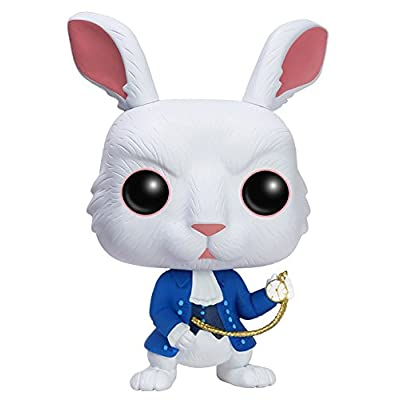 Funko Disney Alice Through The Looking Glass McTwisp White Rabbit Pop Vinyl Figure: Funko Pop! Disney:: Toys & Games