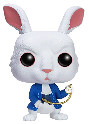Funko Disney Alice Through The Looking Glass McTwisp White R