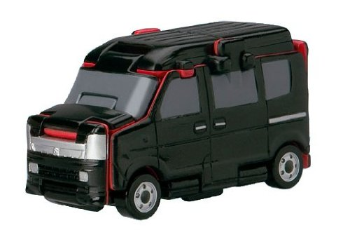 Bandai VooV VS15 Transforming Toy Car [Suzuki Every Wagon - Postal Car]