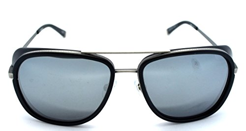 aef4469be7 Matsuda M3023 Iron Man 3 Antique Silver with Matter Black Sunglasses - Buy  Online in UAE.