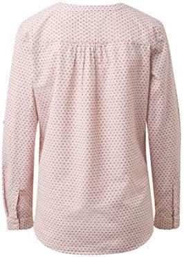 Tom Tailor damska bluzka, koszulki i koszule ze wzorem: Odzież