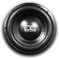 DC AUDIO Level 2 12 2 ohm Dual Voice Coil Subwoofer BLUE 600/1200 Watt