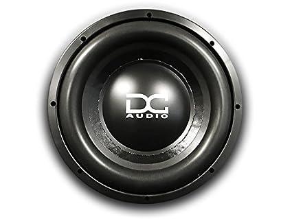 Dc Audio Level 2 12 Ohm Dual Voice Coil Subwoofer Rh Wiring Vs Single