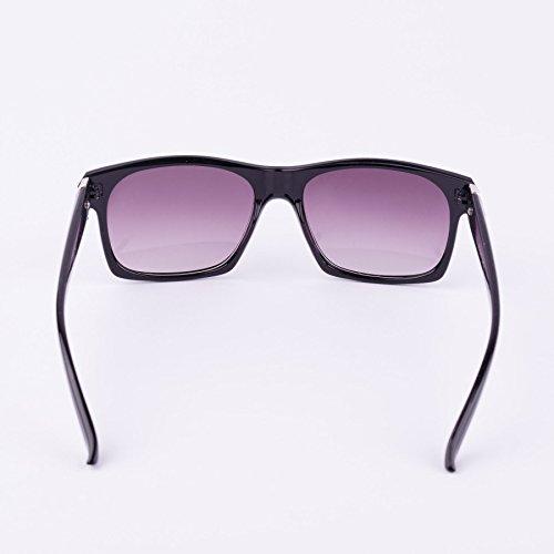 lentille Années Style Noir Monture Marron Pointus Bords De 50 À Lunettes Soleil pqg7cvw