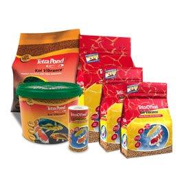 Vibrance Koi Sticks Food (TETRA (DALEVILLE) - KOI VIBRANCE STICKS 8.27LB/25L (BAG)