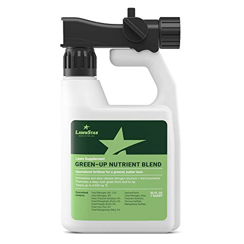 Maximum Green-Up Lawn Supplement