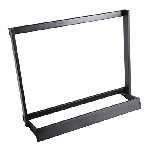 On-Stage GS7565B Guitar Case Rack, Black Finish by OnStage