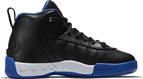 JORDAN KIDS JORDAN JUMPMAN PRO BP SHOES BLACK VARSITY ROYAL S SIZE 1.5 by Jordan
