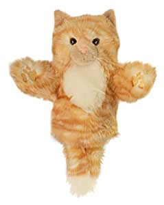 The Puppet Company Carpets Ginger Cat Hand Puppet