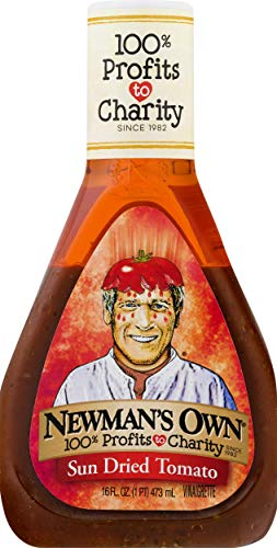 Newman's Own Sun Dried Tomato Salad Dressing, 16-oz.