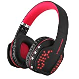 Best Gaming Headset Bluetooths - Bluetooth Over-Ear Headphone,Beexcellent Foldable Wireless HiFi Stereo Bluetooth Review