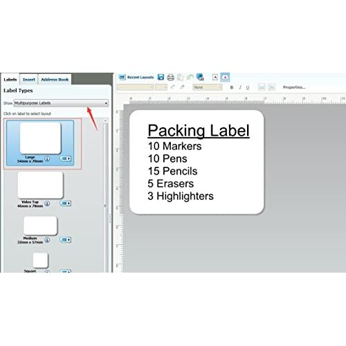 Recharge Papier pour Tableaux de Conference 40 Feuilles Mircoperforees Standard Impression Recto
