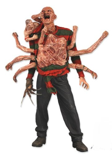 NECA A Nightmare on Elm Street 7 Inch Action Figure Freddy Krueger The Dream Master