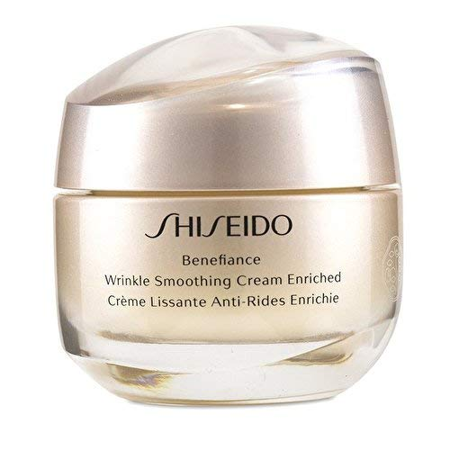Shiseido Benefiance Wrinkle Smoothing Day Cream Enriched 1.8oz / 50ml