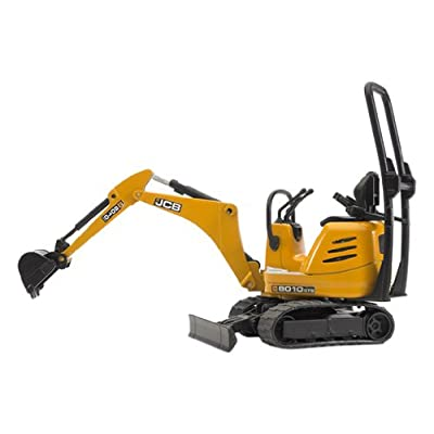 Bruder Jcb Micro Excavator 8010 Cts: Toys & Games