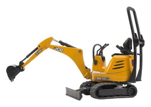 Bruder Jcb Micro Excavator 8010 product image