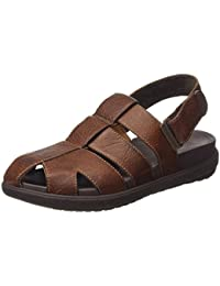 Mens Ffisher Sandal Tan Size 12