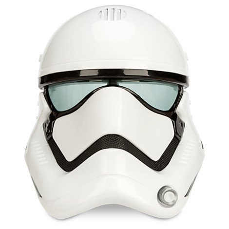 Disney Star Wars The Force Awakens First Order Stormtrooper Voice Changing Mask Roleplay Toy -