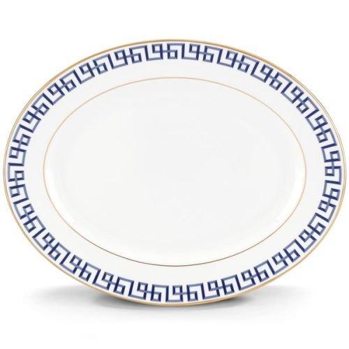 Lenox Gluckstein Darius Gold Oval Platter
