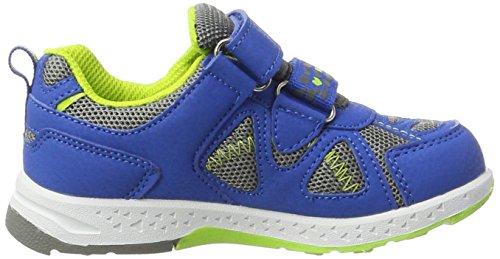 Lurchi Levi-sympatex - Zapatillas de casa Niños Azul (Royal Blue)