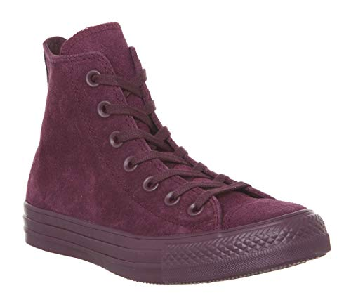 Designer Suede Mono Star All Schuhe Chucks Converse Burungy CnRdfdx