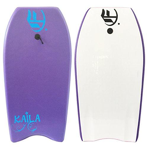 Empire Kaila Bodyboard, Purple, 39-Inch