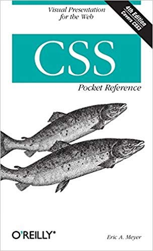 [1449399037] [9781449399030] CSS Pocket Reference: Visual Presentation for the Web 4th Edition-Paperback ()