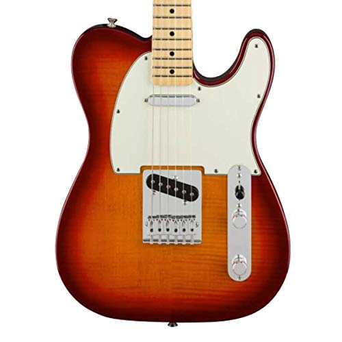 Fender Limited Edition Standard Telecaster Plus Top MN Aged Cherry Burst