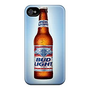 Bumper Cell-phone Hard Cover For Iphone 6plus (iis6256NldI) Allow Personal Design High Resolution Bud Light Image
