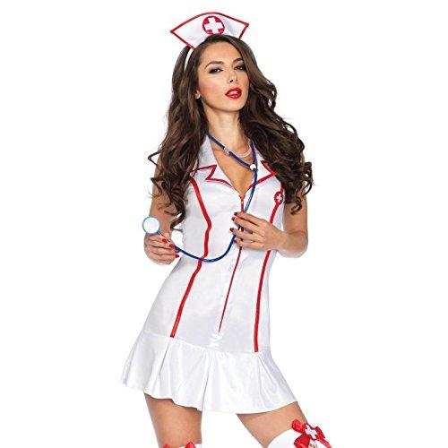 Leg Avenue Head Nurse Adult Costume - (Head Nurse Costumes)