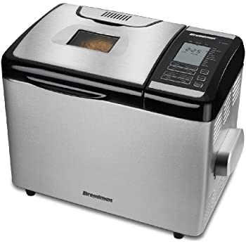 Breadman TR2700 Stainless-Steel Programmable Convection Bread Maker