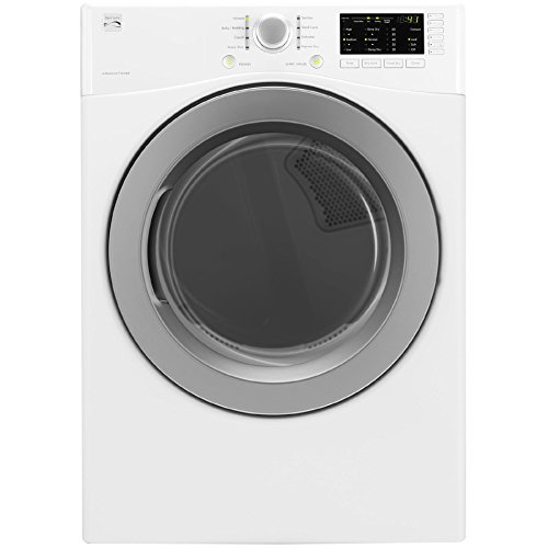 Kenmore 81182 Electric Dryer with Sensor Dry in White, includes delivery and hookup (Available in select cities only)
