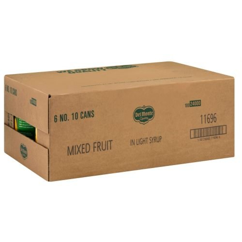 Fruit Mixed Diced 6 no.10 Can 10 Can by Del Monte (Image #1)